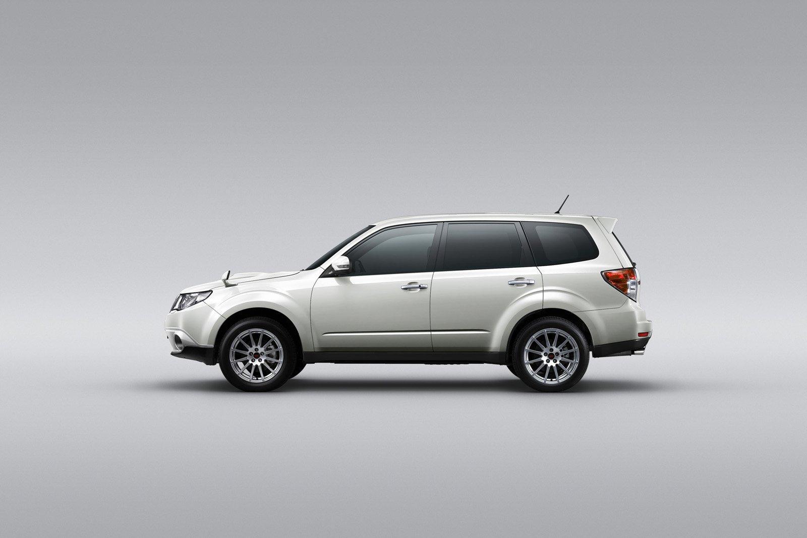 2011 Subaru Forester St Family Turbo Vehicle