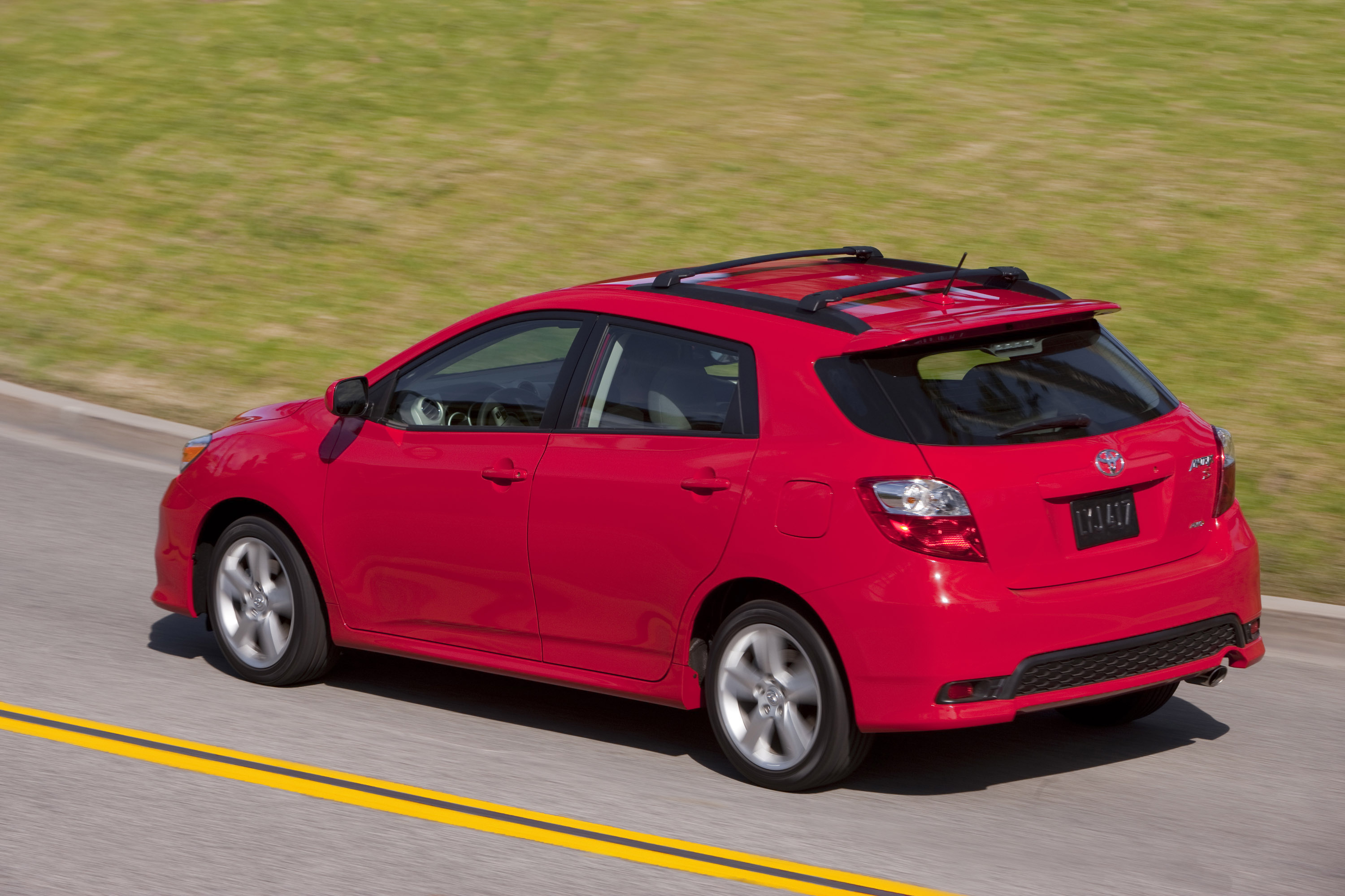 toyota matrix awd manual transmission