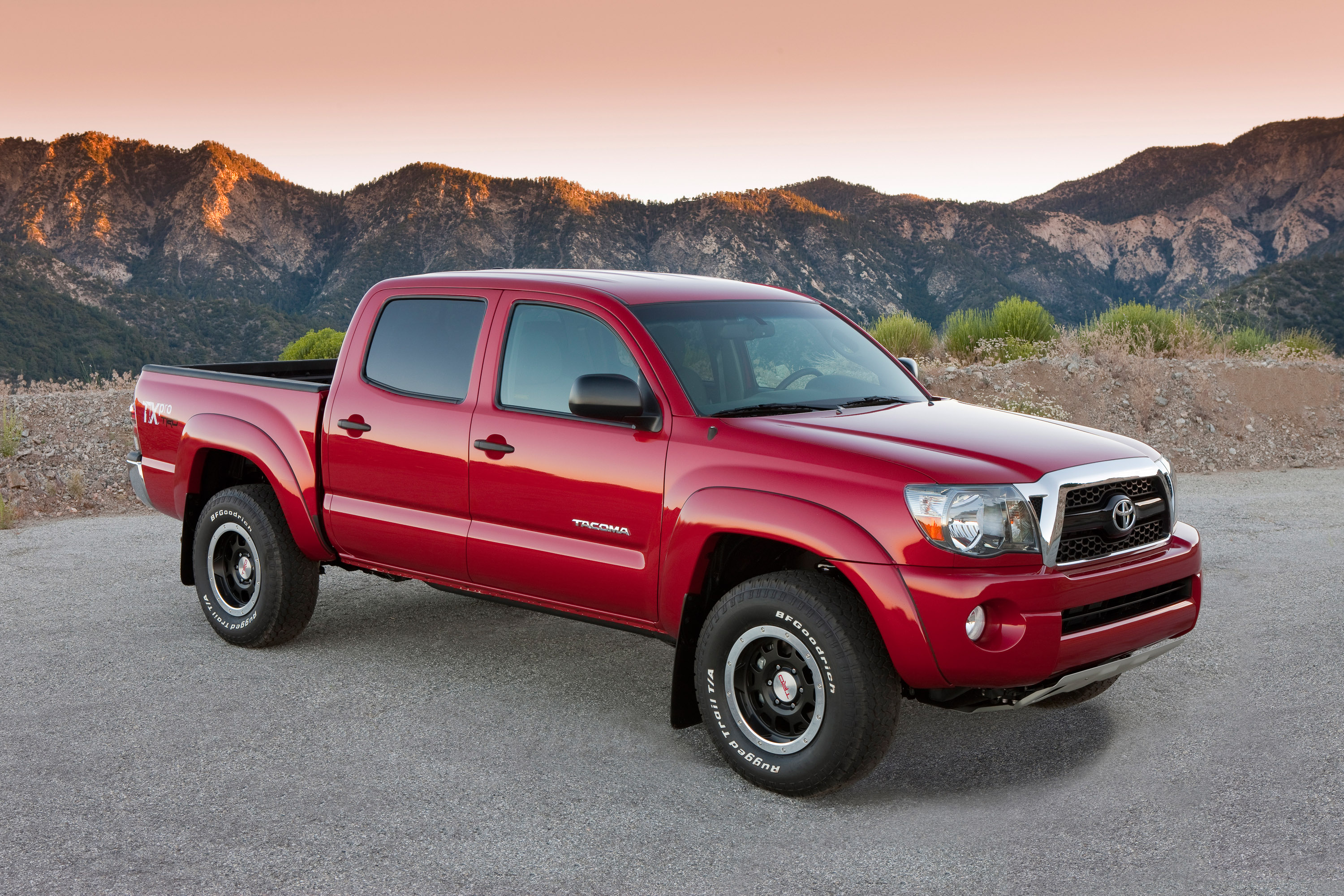 2011 Toyota Tacoma Picture 40787