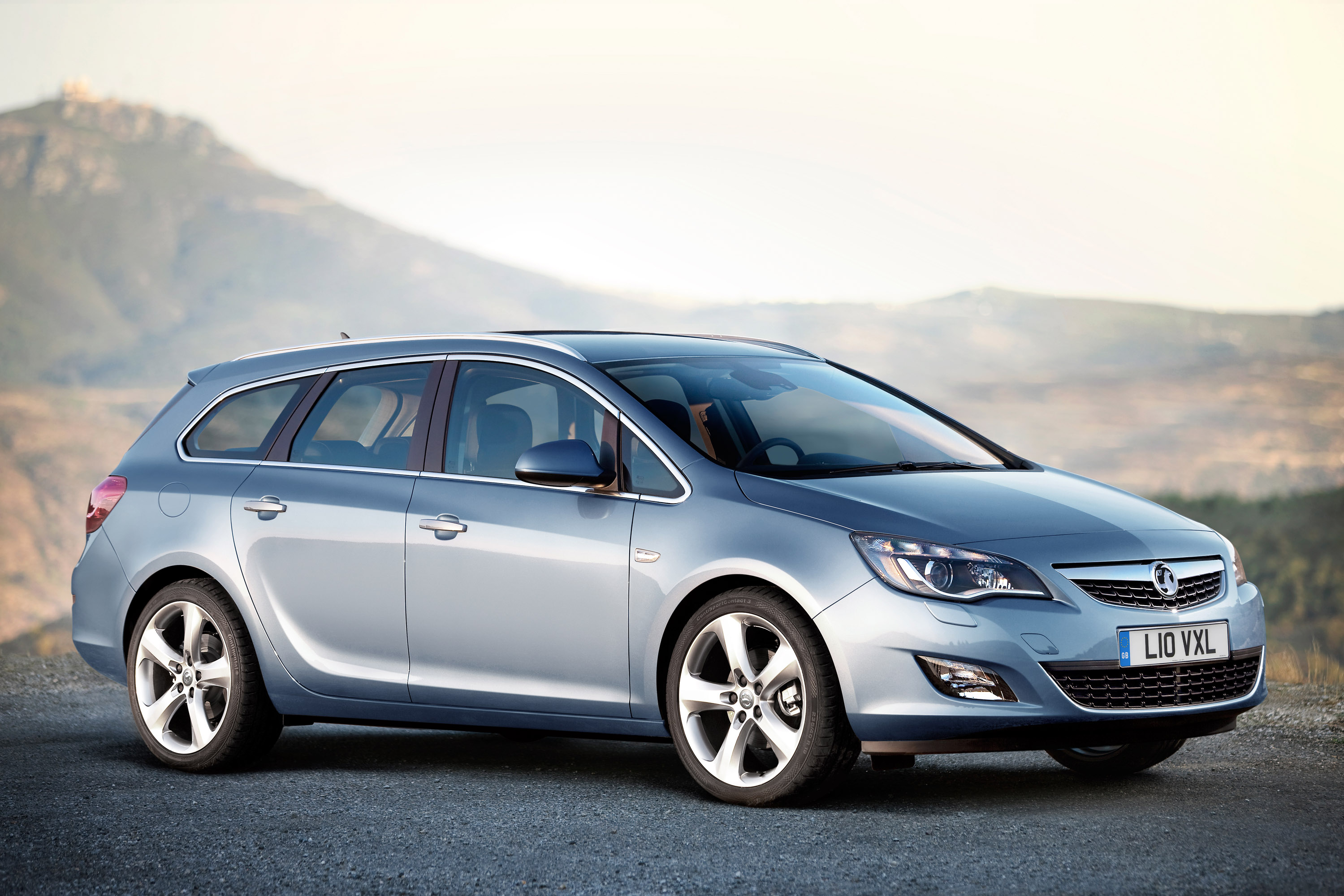 2011 vauxhall astra sports tourer full details. Black Bedroom Furniture Sets. Home Design Ideas