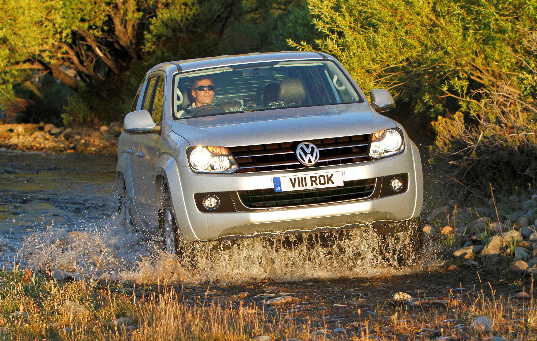 Amarok 2011 2011 Volkswagen Amarok