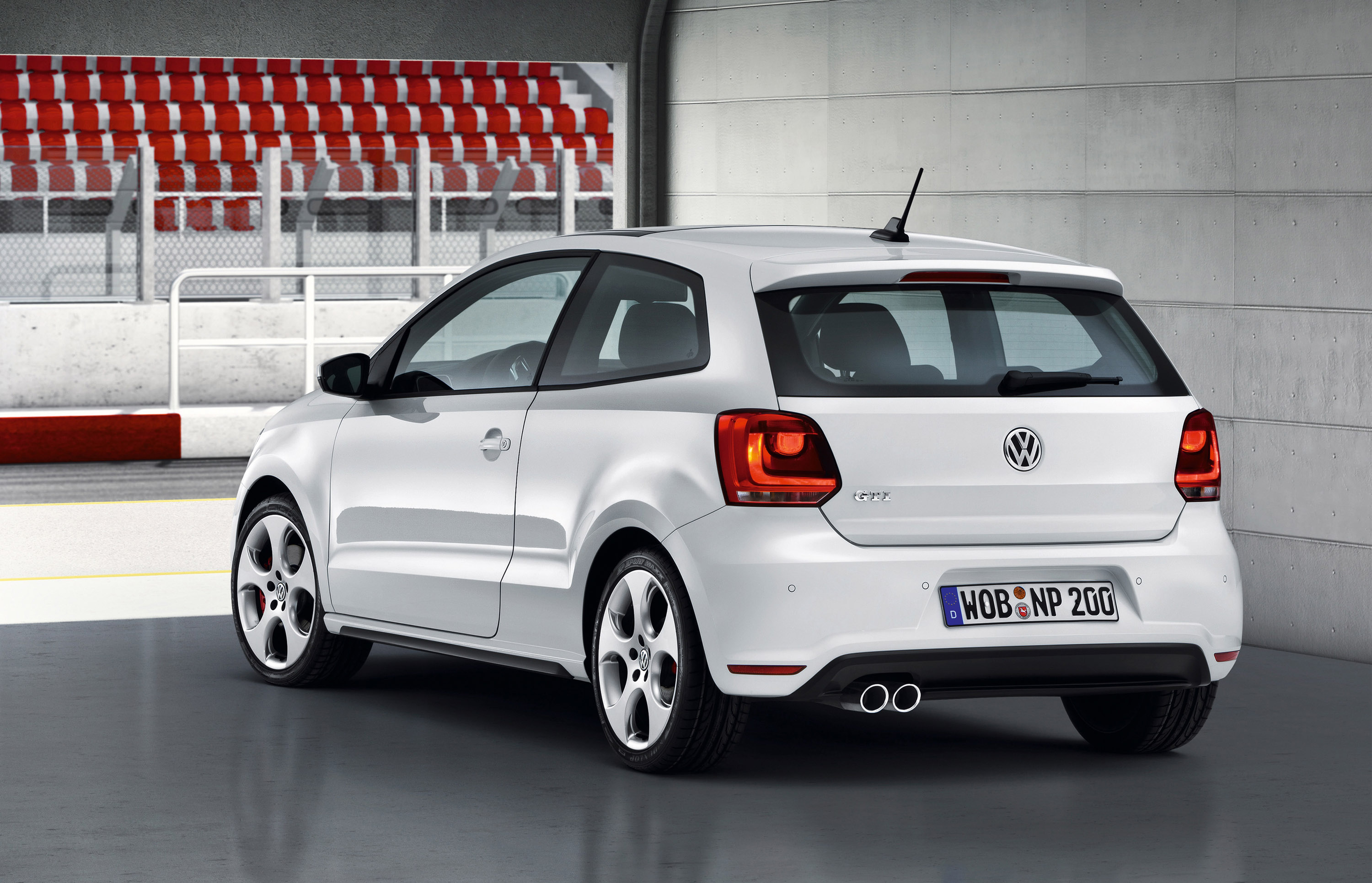 2011 volkswagen polo gti picture 33402. Black Bedroom Furniture Sets. Home Design Ideas