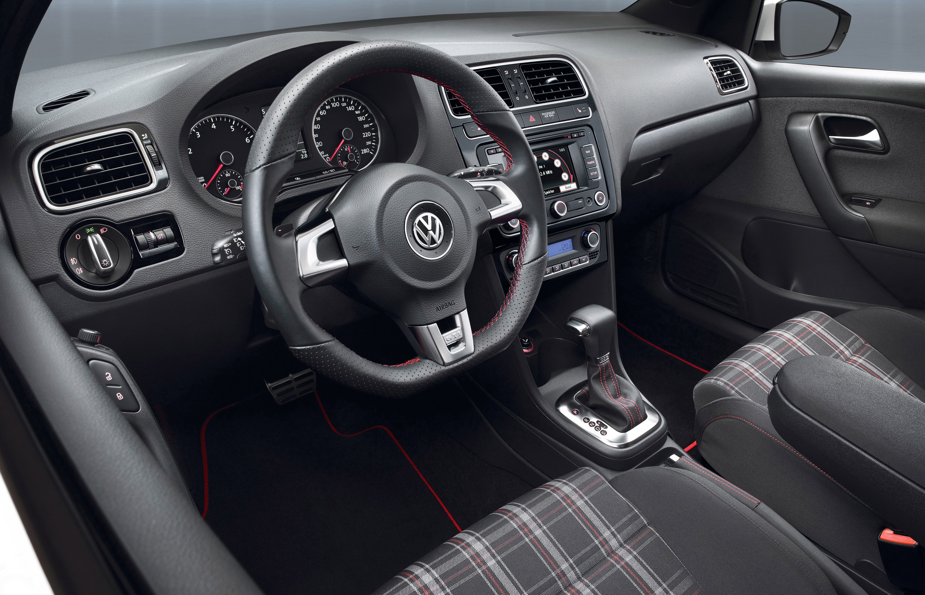 2011 Volkswagen Polo Gti Revealed