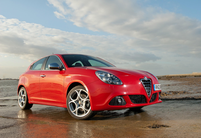 New Alfa Romeo Giulietta Sport released  Auto Express