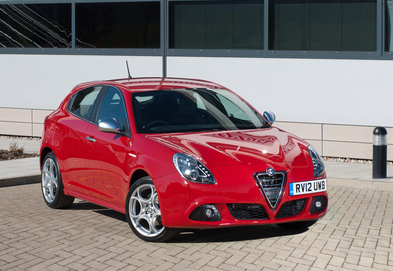 Alfa Romeo Giulietta with TCT Transmission