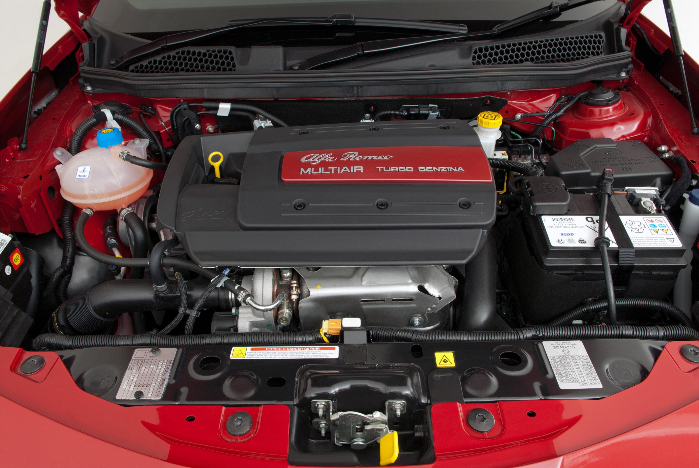 2012 Alfa Romeo Giulietta Tct Picture 67281