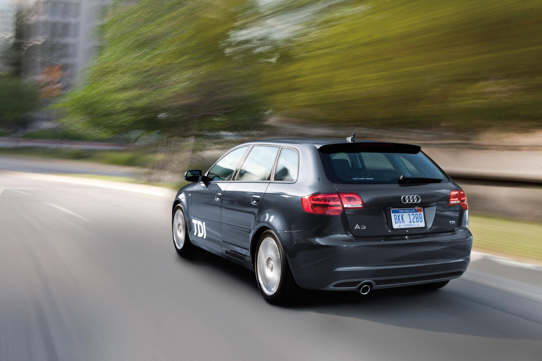 Audi A TDI Clean Diesel Picture - Audi a3 tdi
