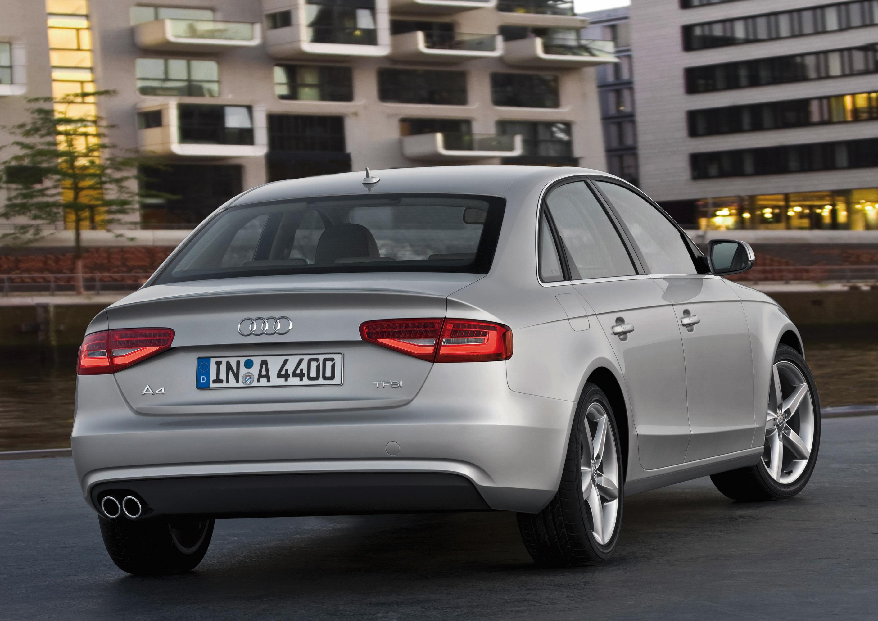 2012 Audi A4 Picture 59941