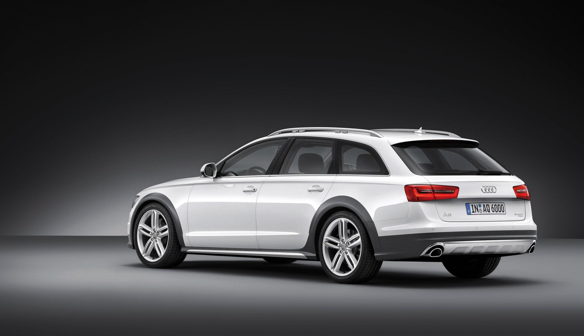 2012 Audi A6 Allroad Quattro Picture 63248