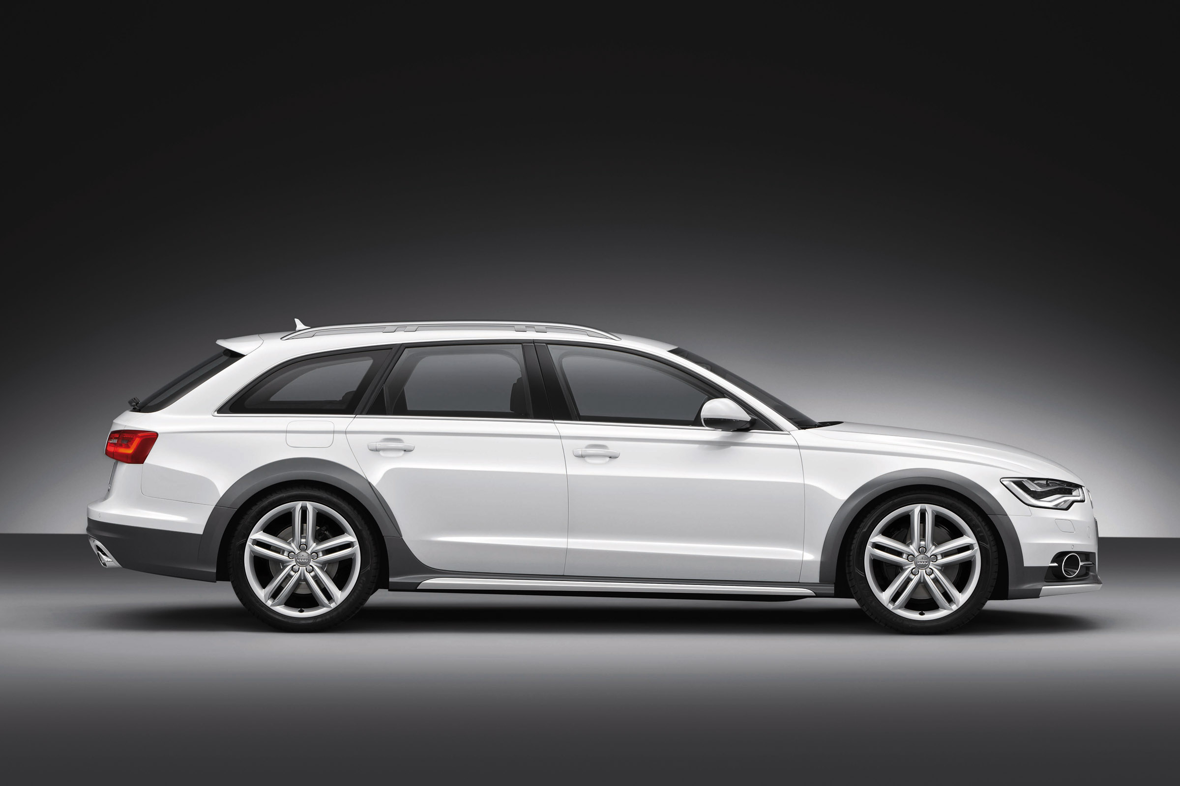 2012 audi a6 allroad quattro uk price 43 145 otr. Black Bedroom Furniture Sets. Home Design Ideas