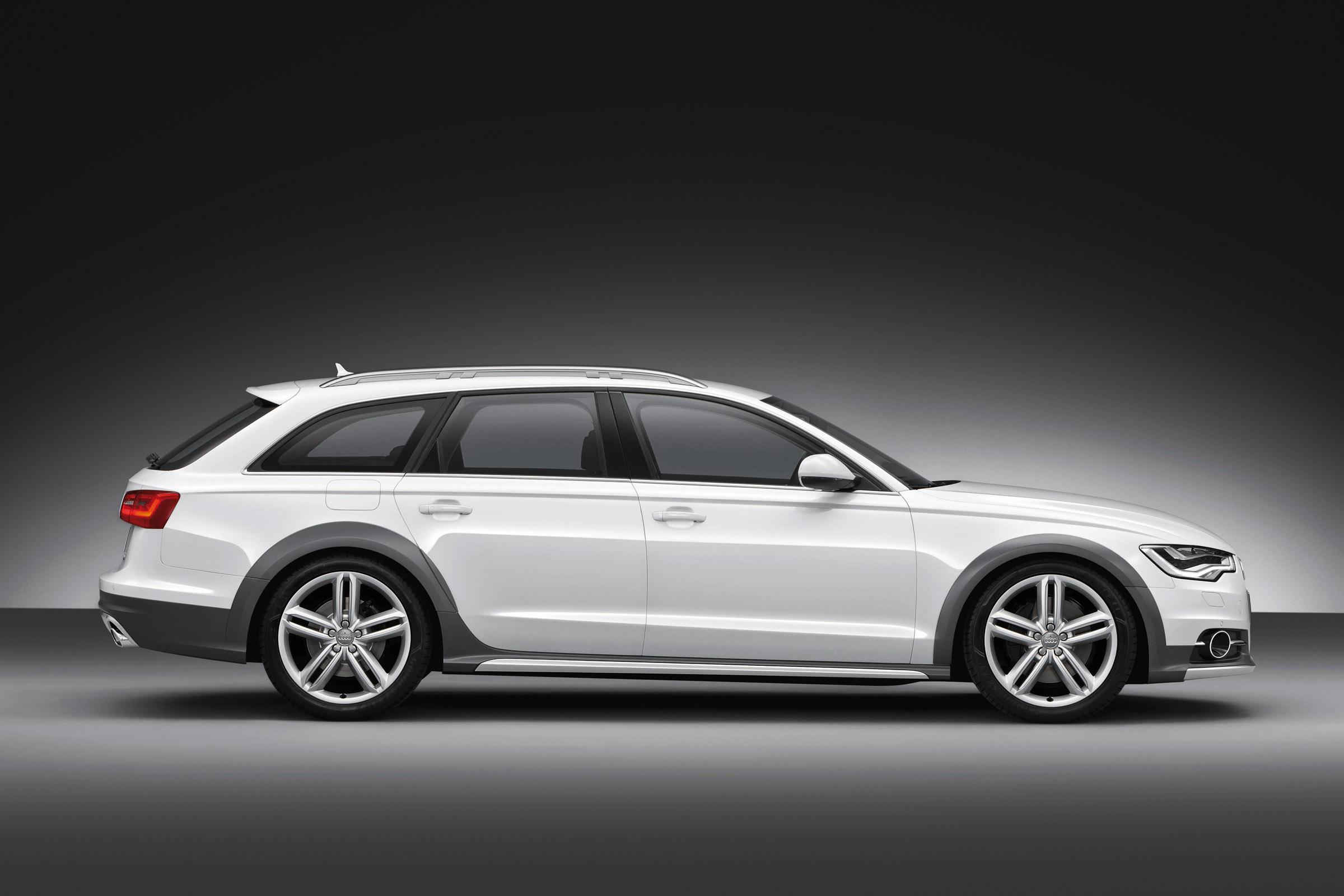 2012 Audi A6 Allroad Quattro – Price €54 600
