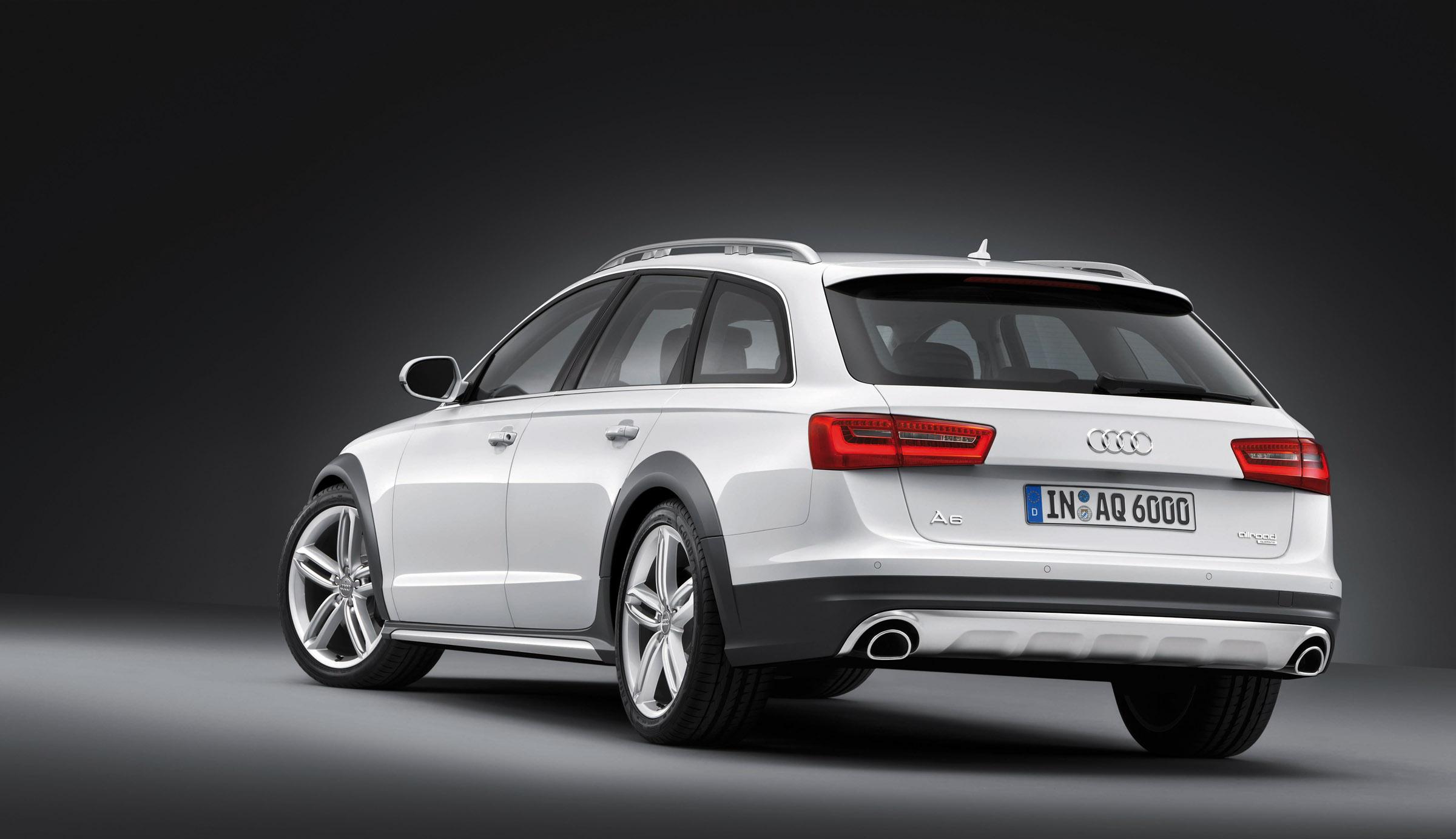 2012 Audi A6 Allroad Quattro Price 54 600