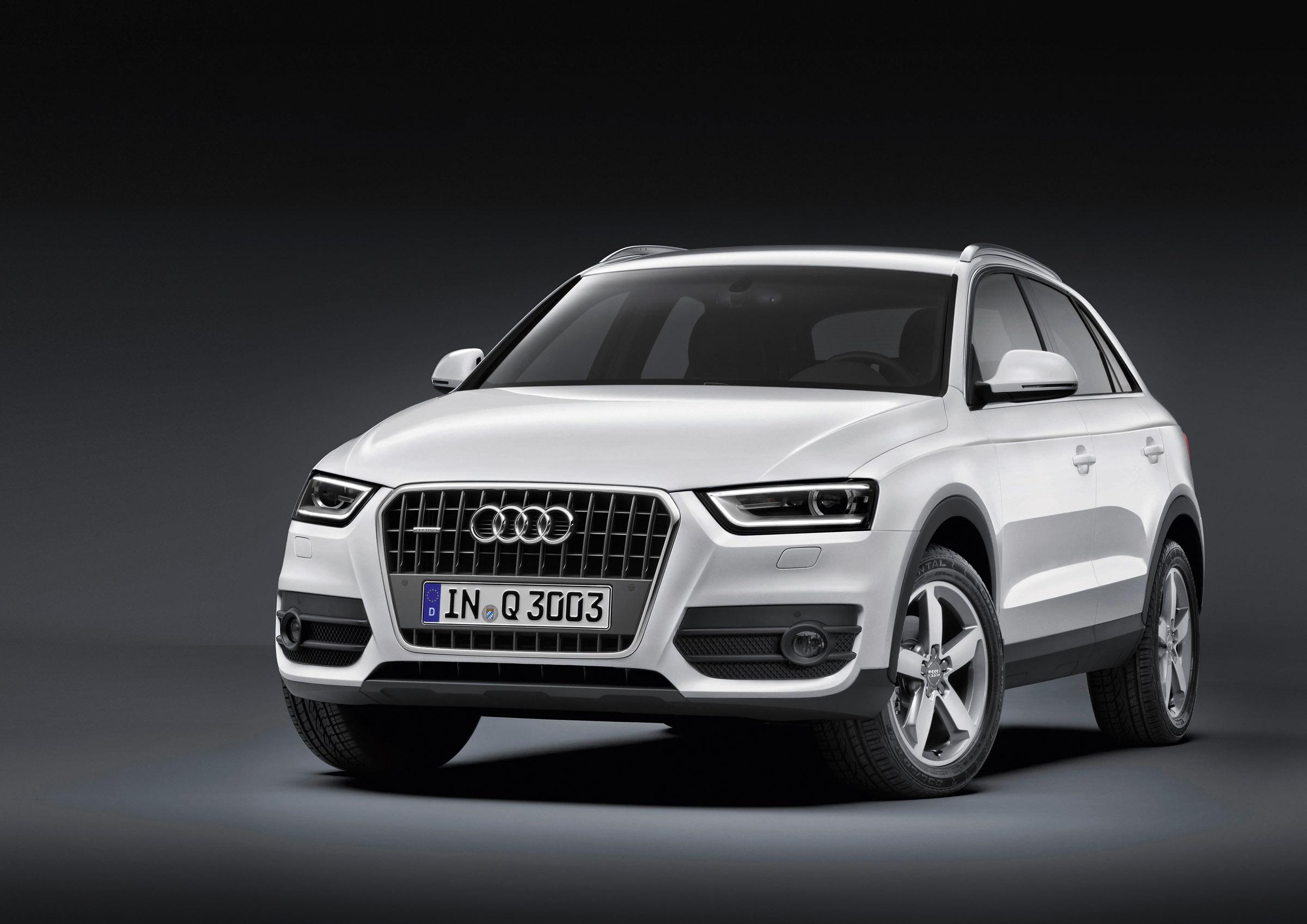 Audi Q Compact SUV Price OTR - Audi suv price