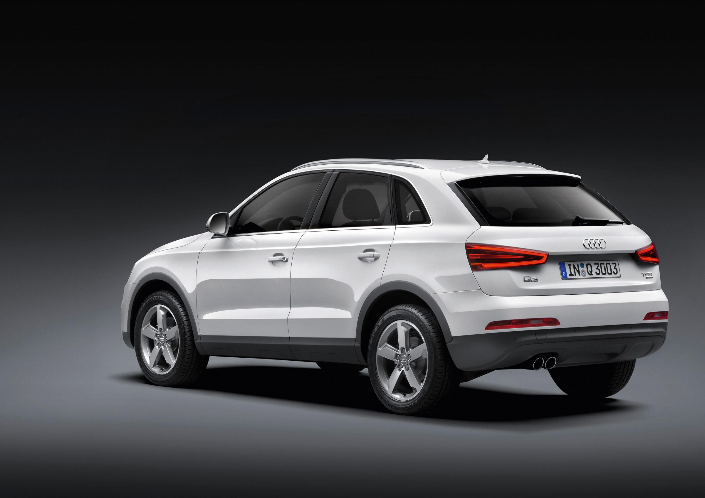 Audi car starting price list 13