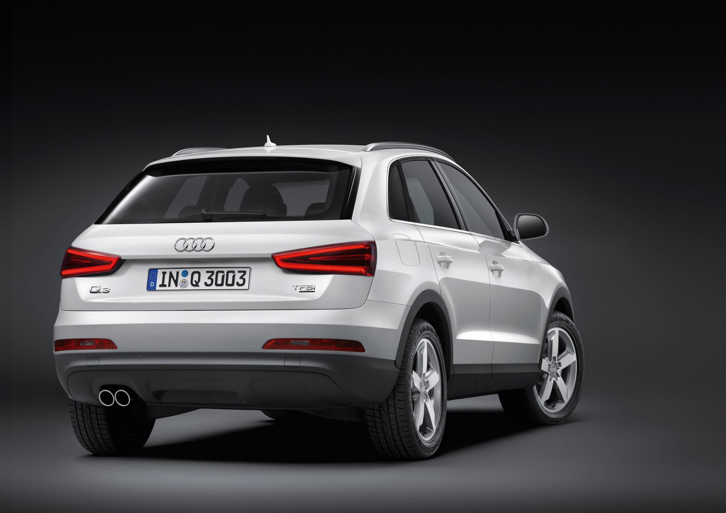 Audi Q Compact SUV Price OTR - Q3 audi price