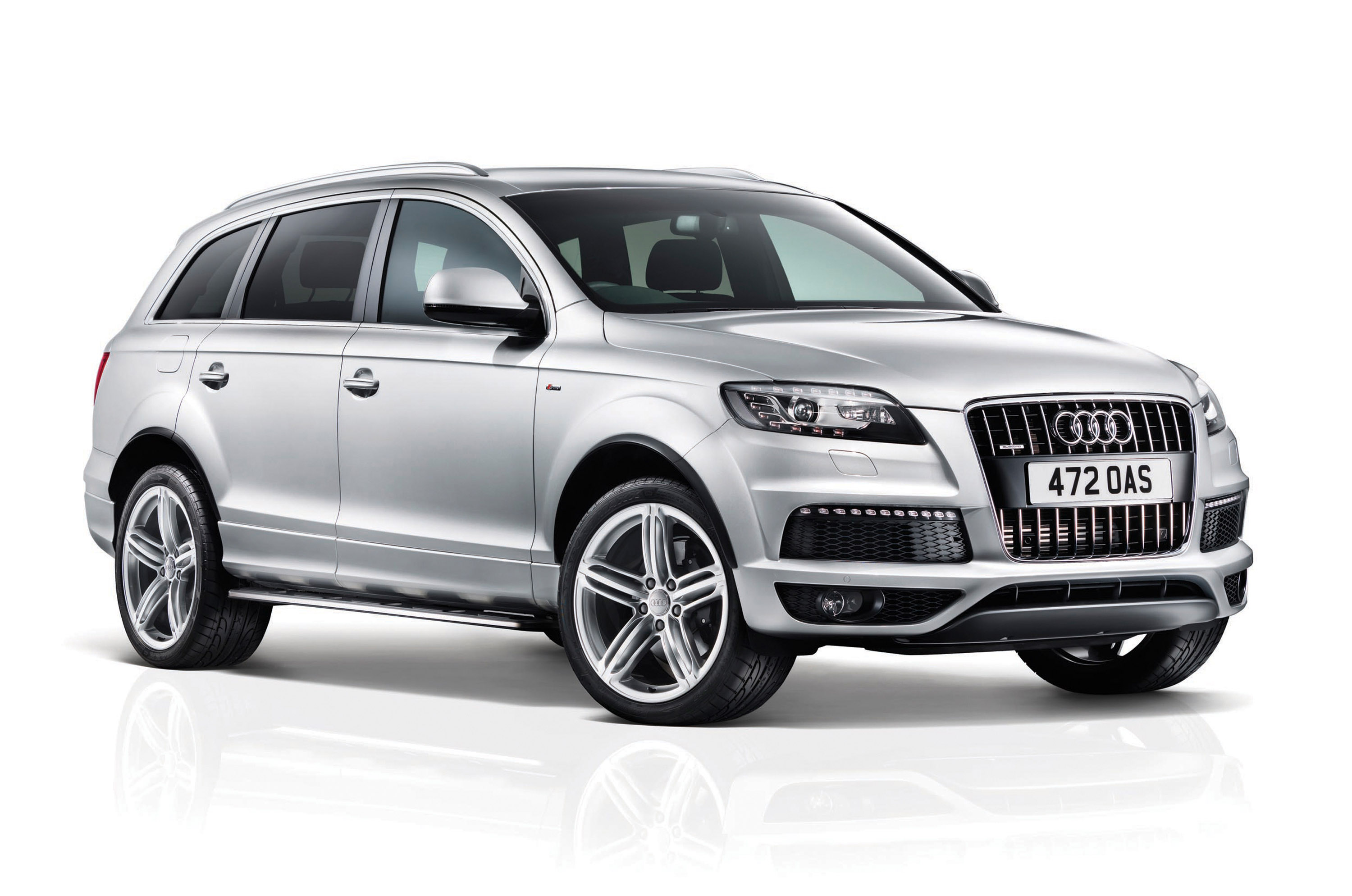 2012 audi q7 3 0 tdi s line plus 204ps. Black Bedroom Furniture Sets. Home Design Ideas