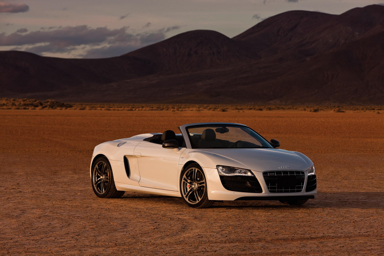 Audi GT R Spyder Price - Audy auto
