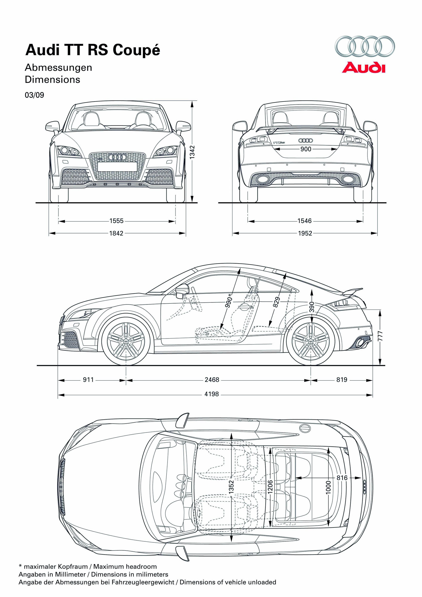 2012 Audi Tt Rs Picture 56210
