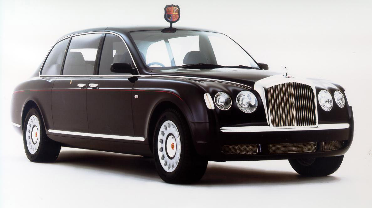 2012 Bentley Mulsanne Diamond Jubilee Edition brings even more luxury