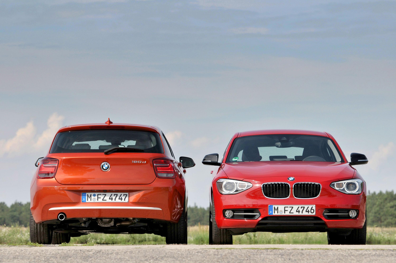 2012 BMW 1-Series Urban Line - Picture 56649