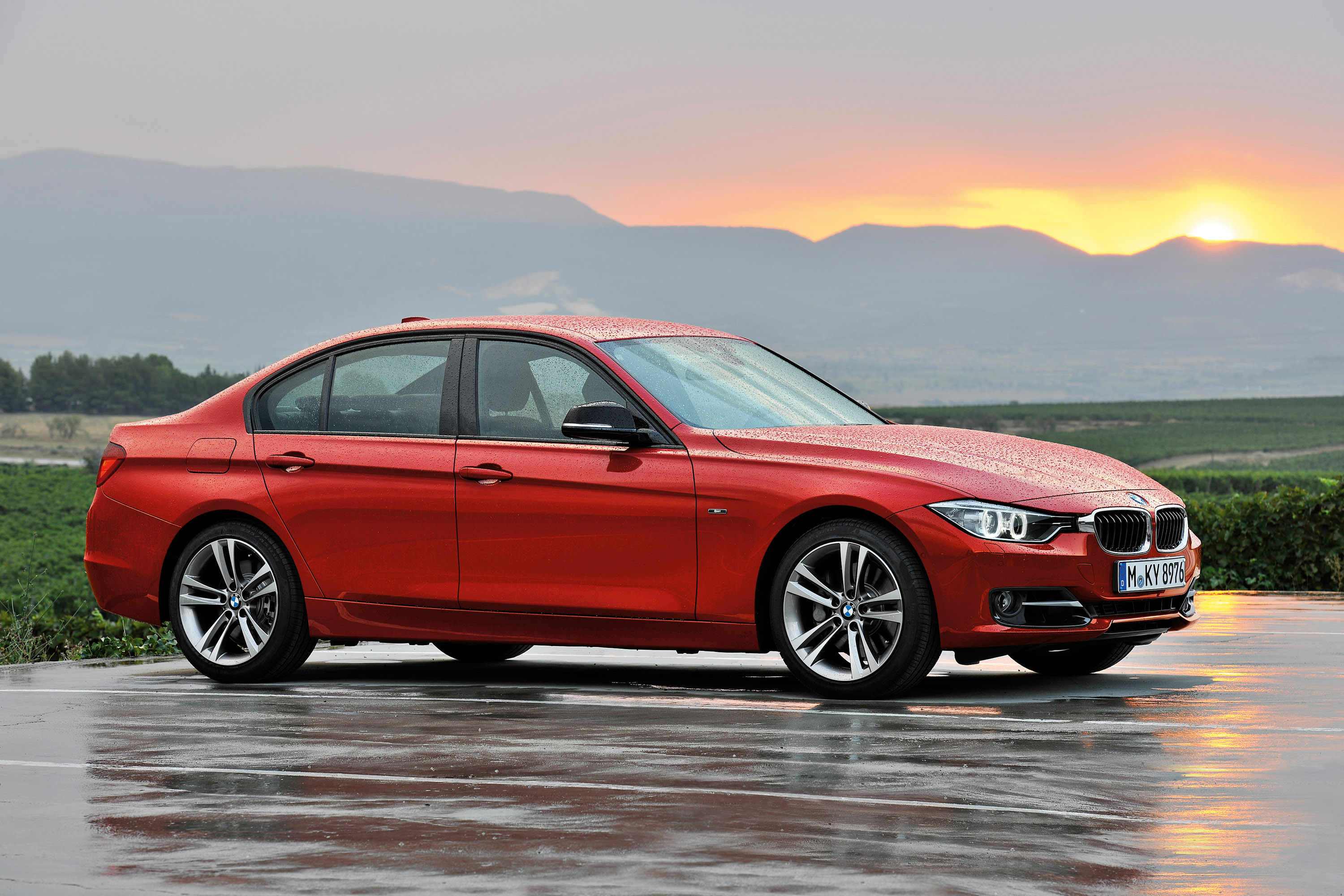 2012 bmw 3 series sedan f30. Black Bedroom Furniture Sets. Home Design Ideas