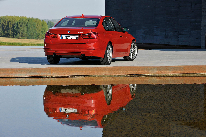Новый BMW 3 Series.