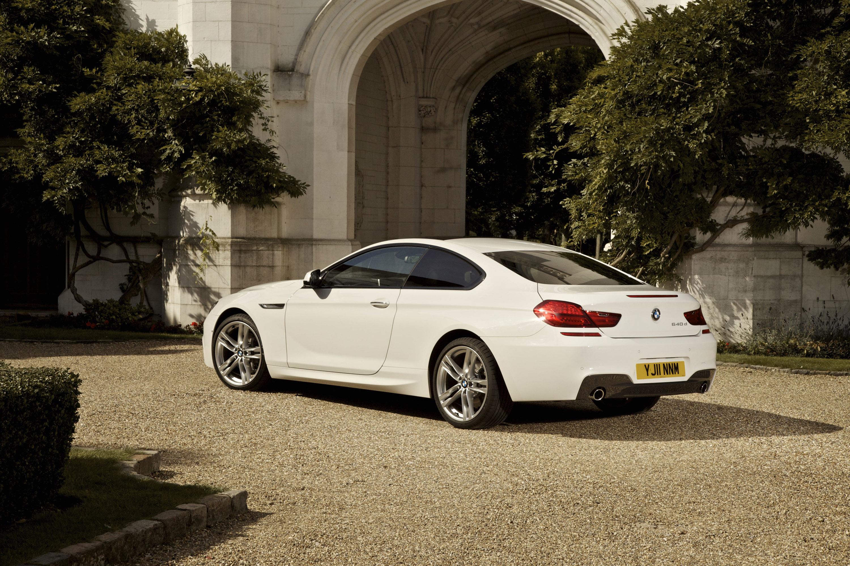 2012 BMW 640d Coupe M Sport [video]