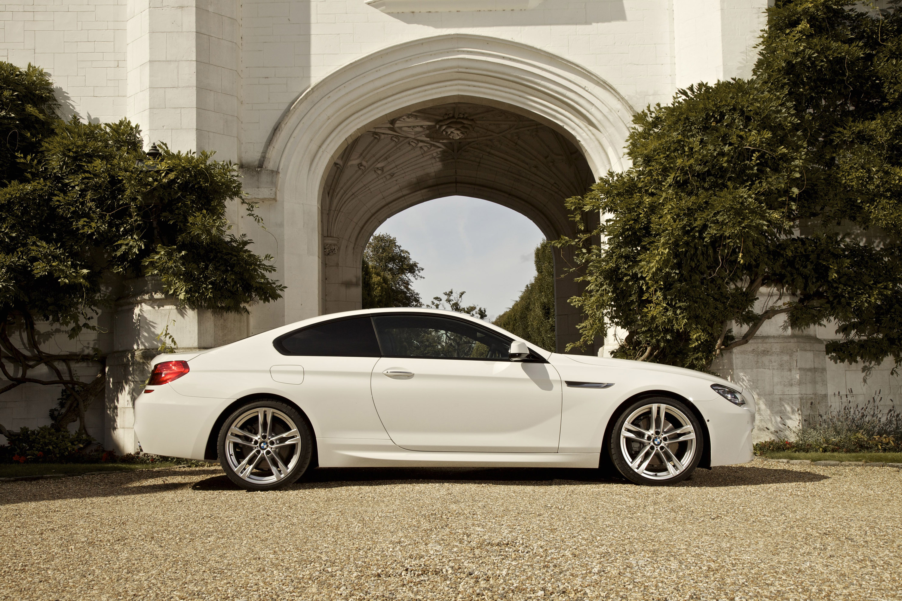 2012 BMW 6 Series Coupe - Picture 59619