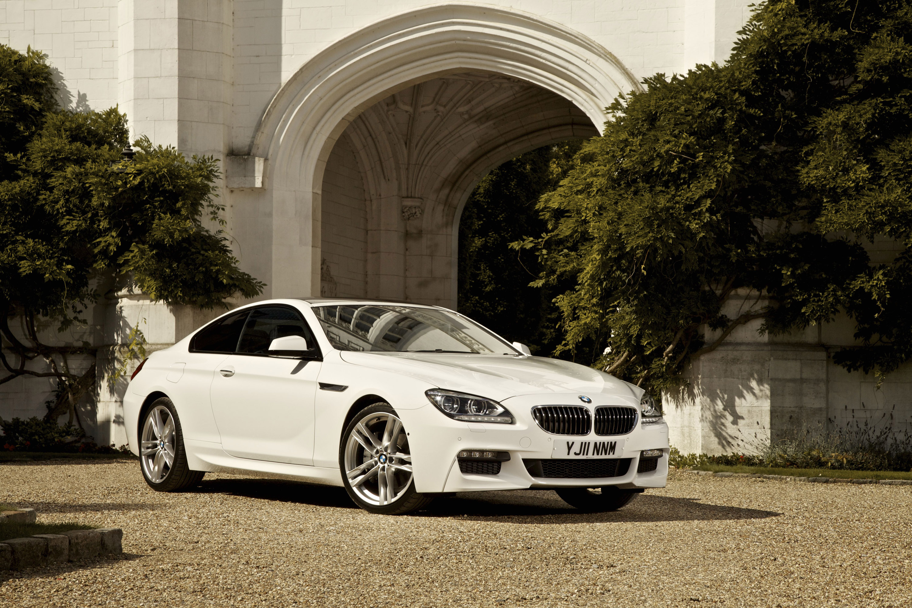 2012 BMW 6 Series Coupe - Picture 59622
