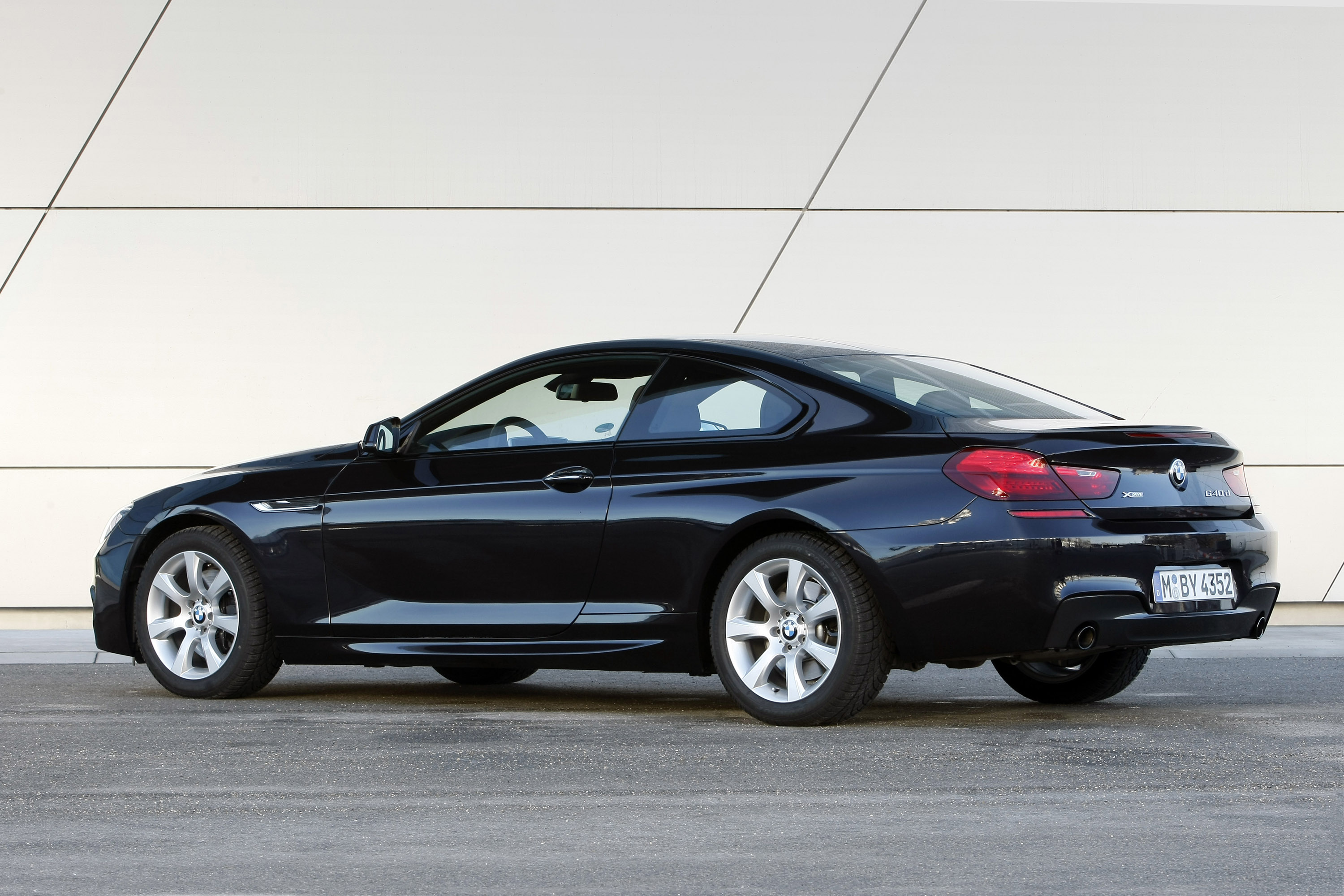 2012 BMW 640d xDrive Coupe - Picture 64878