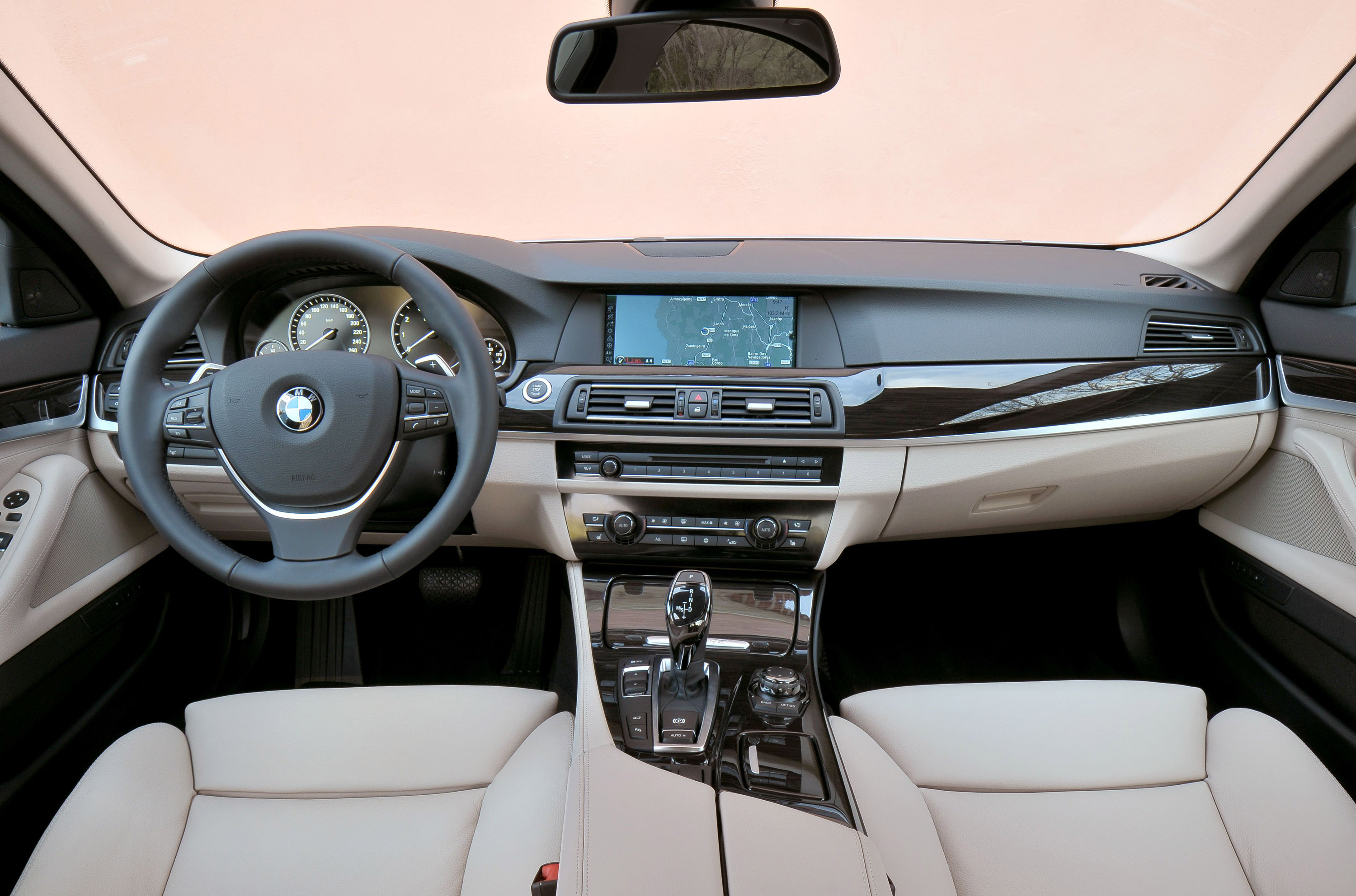 2012 Bmw F10 Active Hybrid 5 Picture 63887