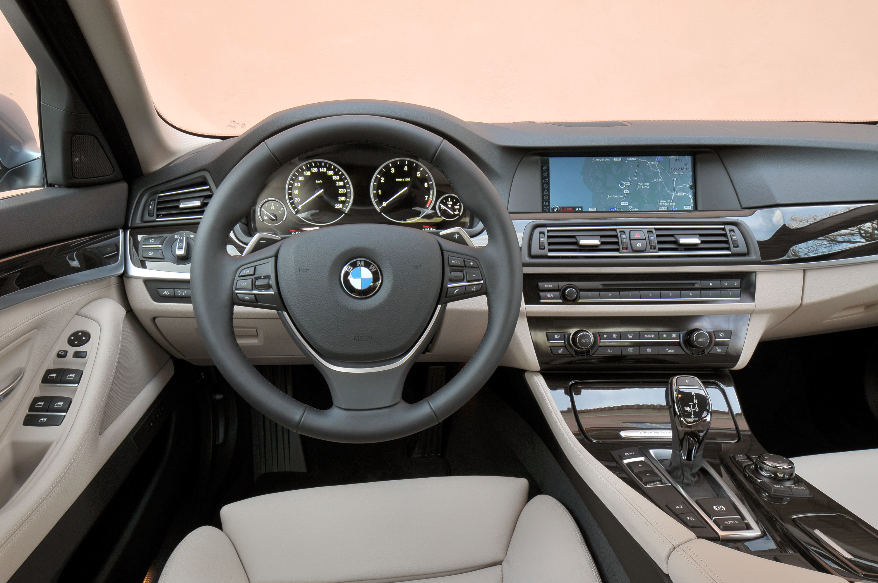2012 Bmw F10 Active Hybrid 5 Picture 63888