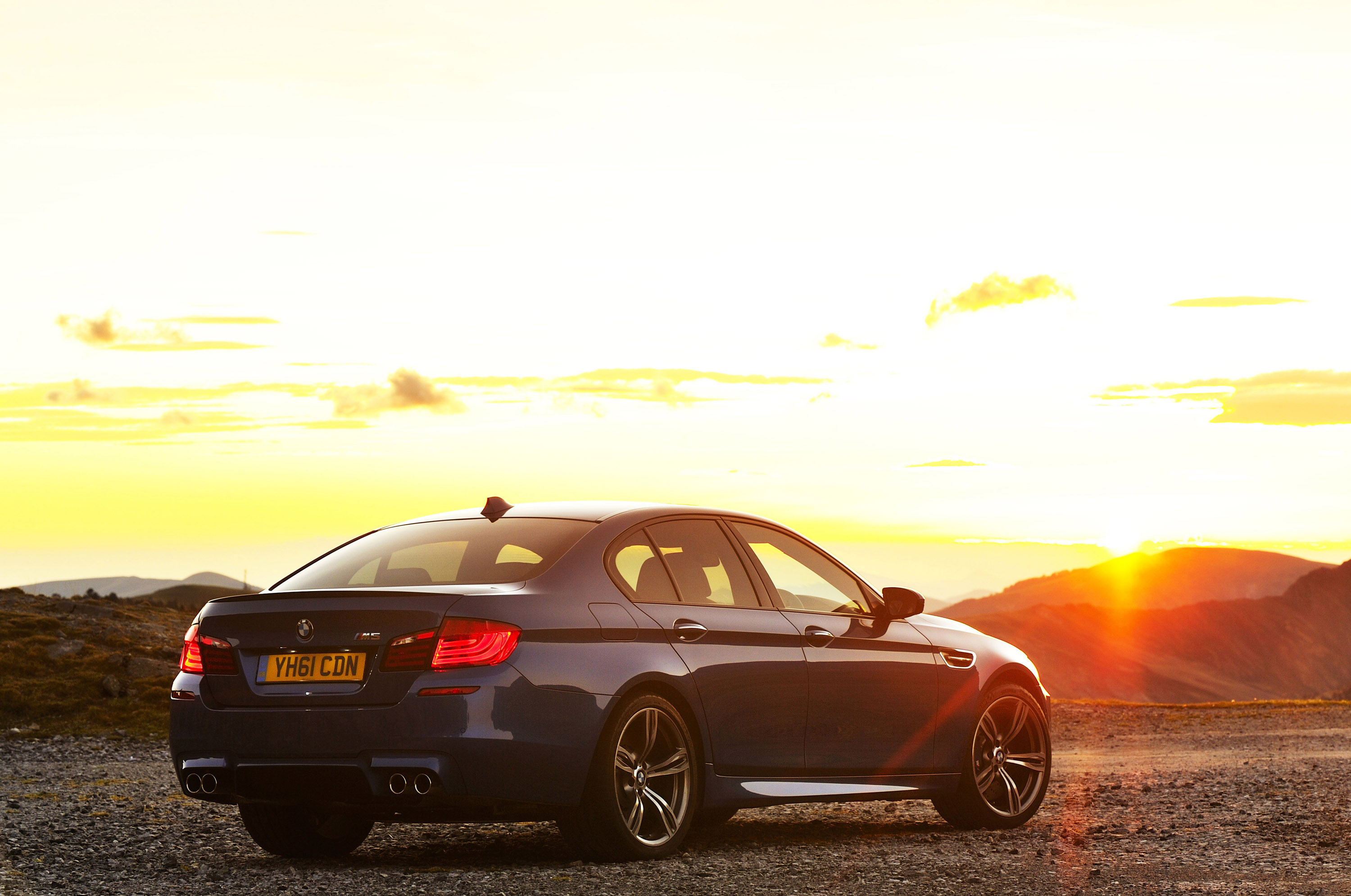 2012 BMW F10 M5 Saloon UK - Picture 60723
