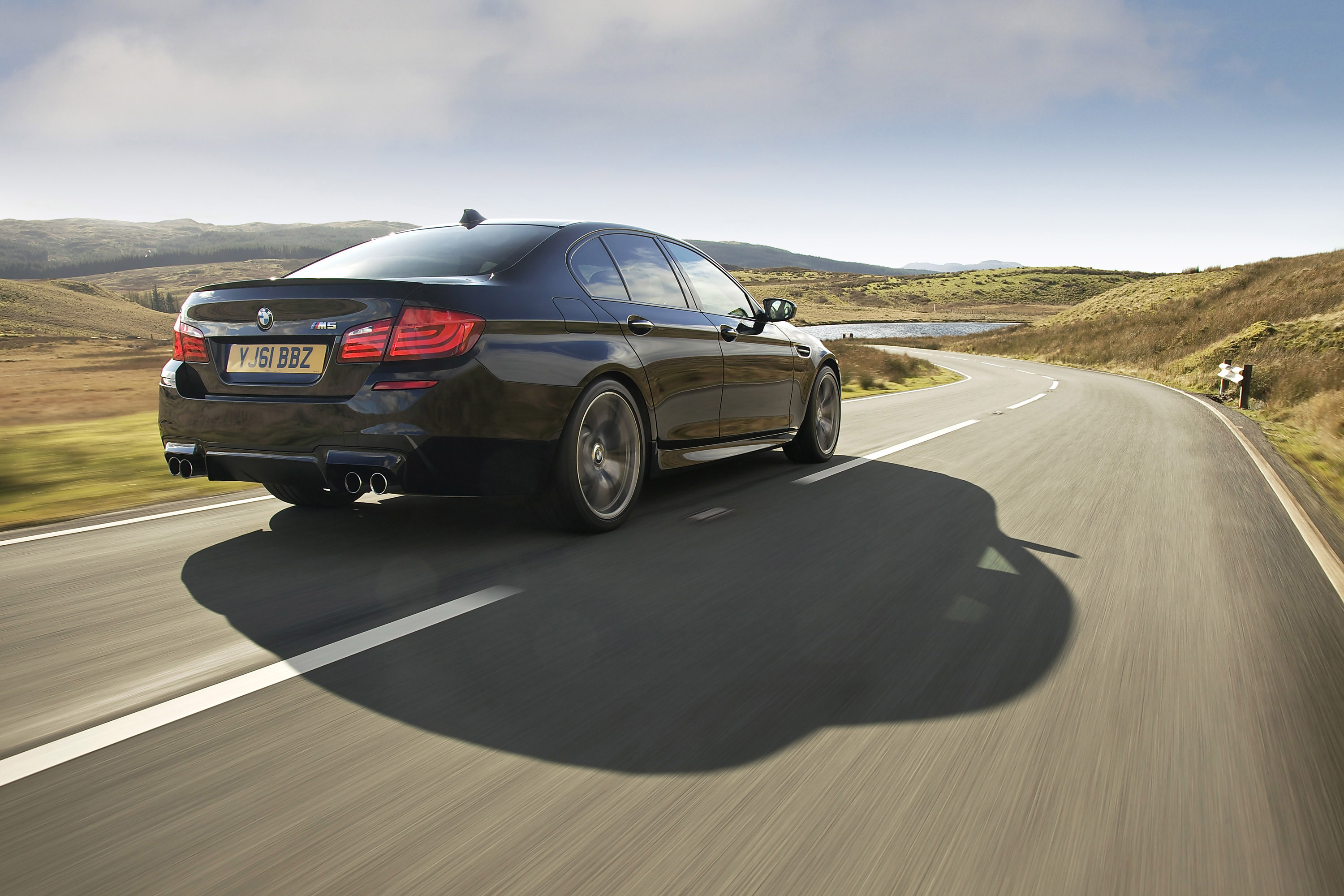 2012 BMW F10 M5 Saloon UK - Picture 60728