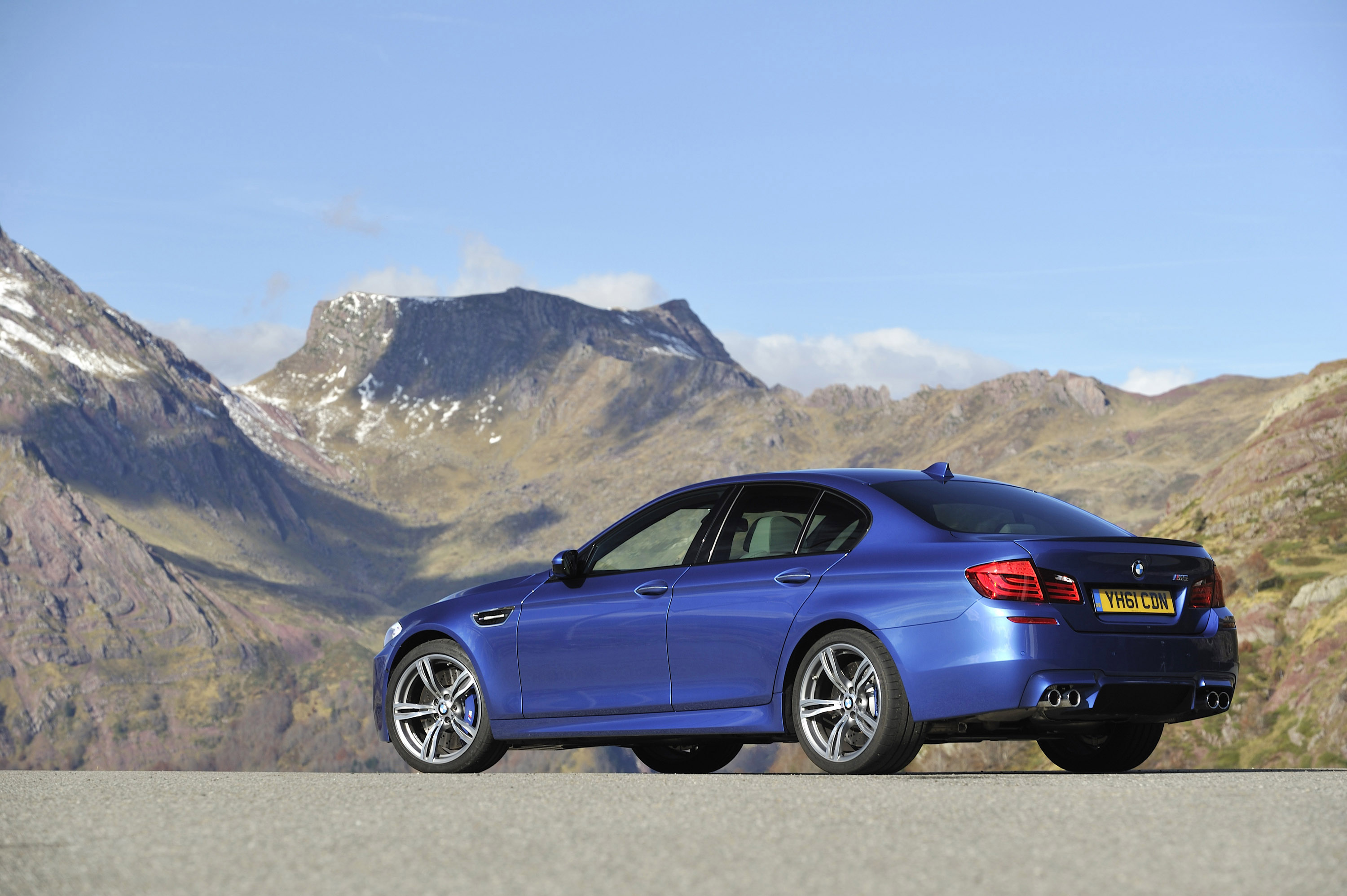 2012 BMW F10 M5 Saloon UK - Picture 60738