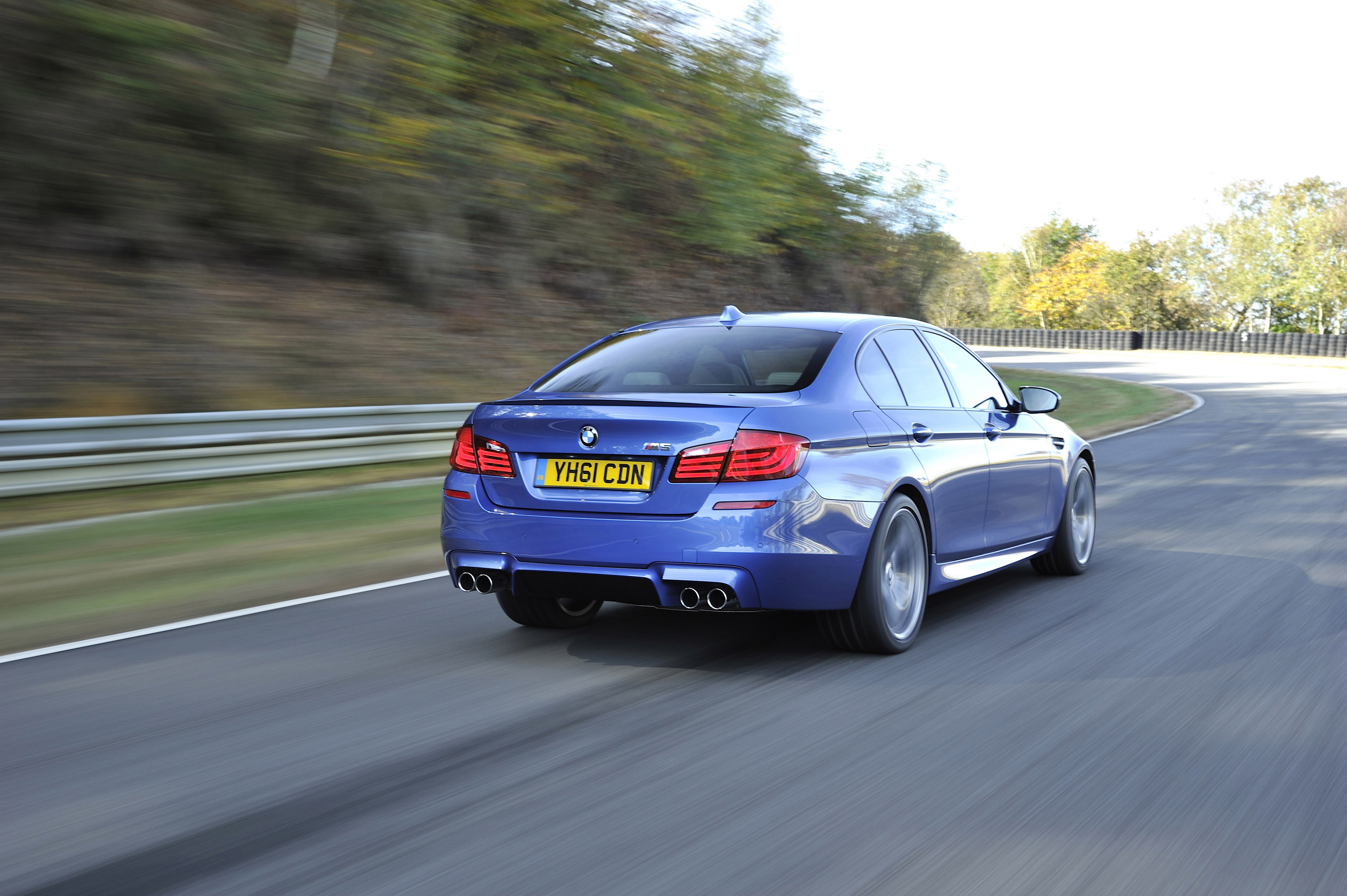 2012 BMW F10 M5 Saloon UK - Picture 60739