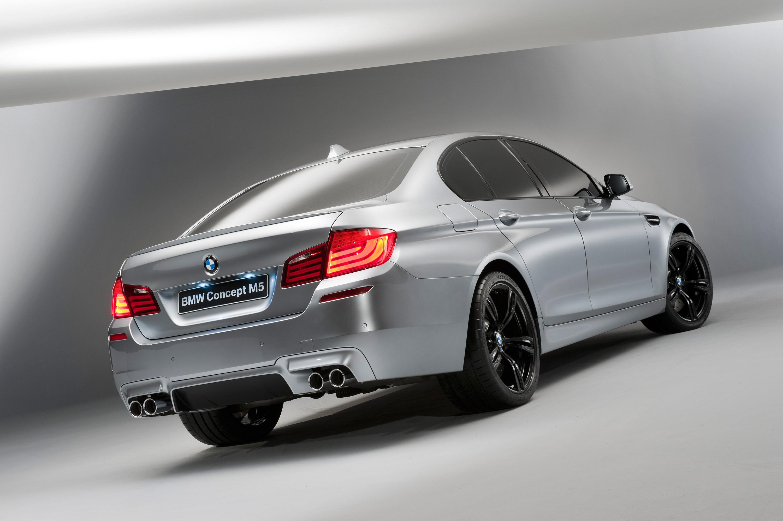 Used Bmw M5 >> 2012 BMW M5 Concept