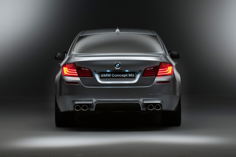 2012 BMW M5 Concept - Picture 51938