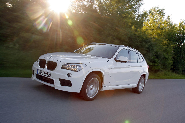 Full Force Diesel >> 2012 BMW X1 sDrive20d EfficientDynamics Edition