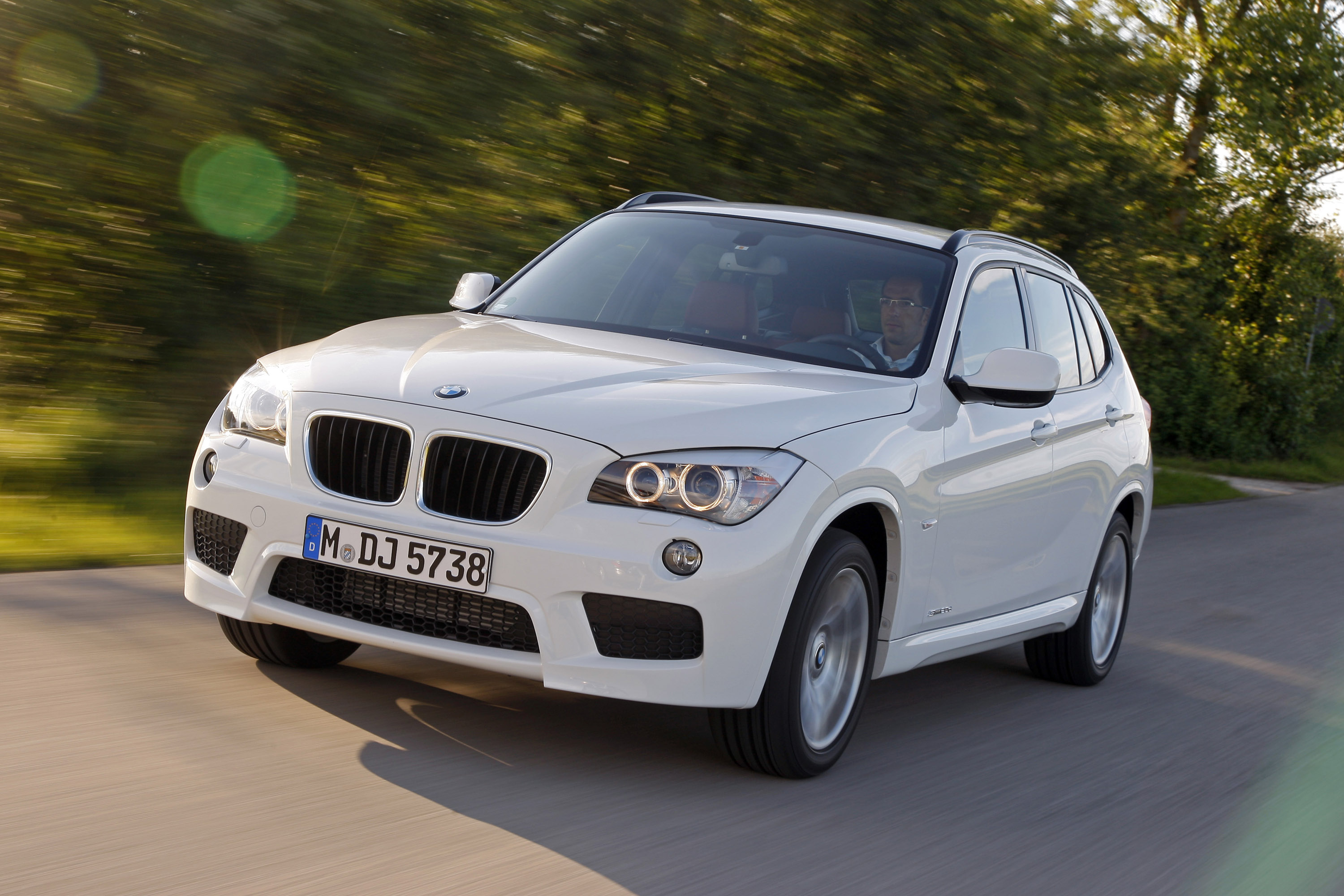 Full Force Diesel >> 2012 BMW X1 sDrive20d EfficientDynamics Edition