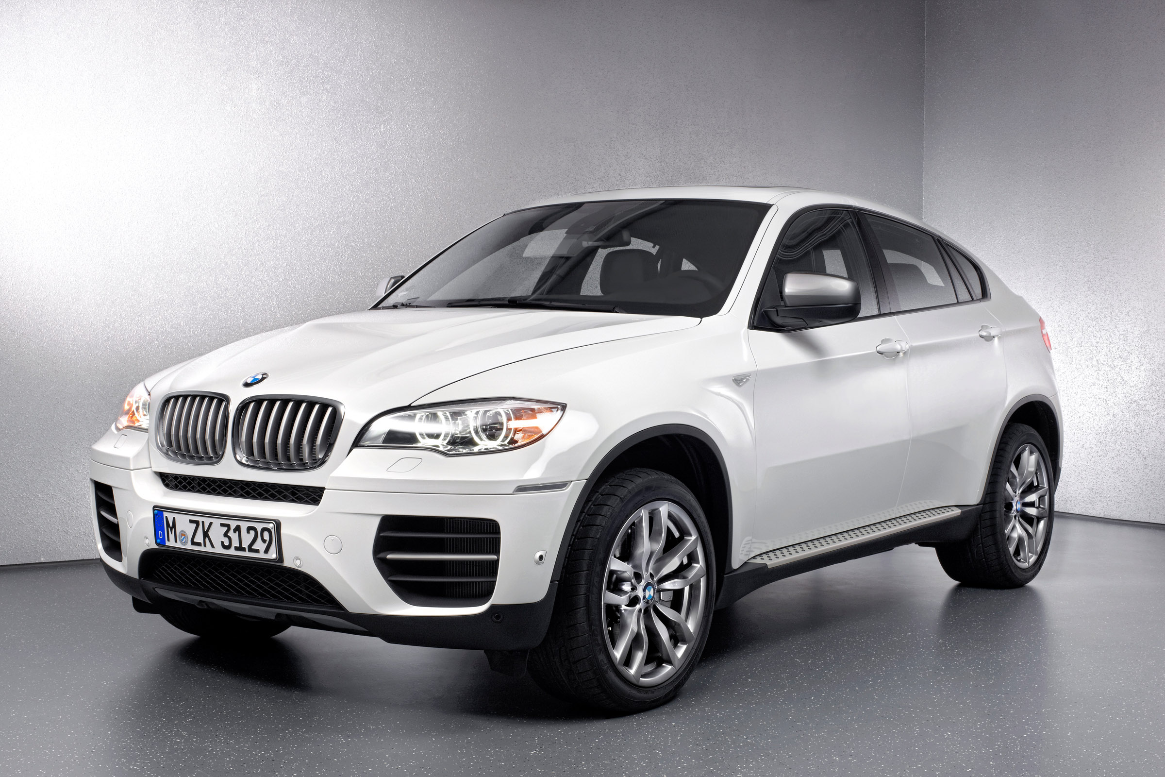 2012 BMW X6 M50d - Picture 63824