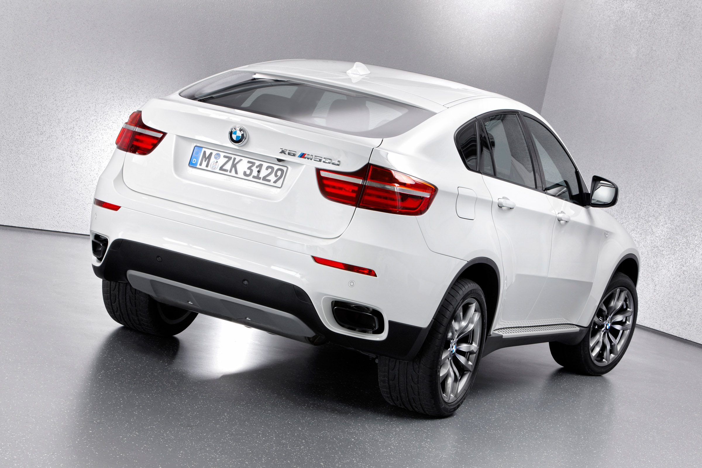 2012 Bmw X6 M50d Picture 63826