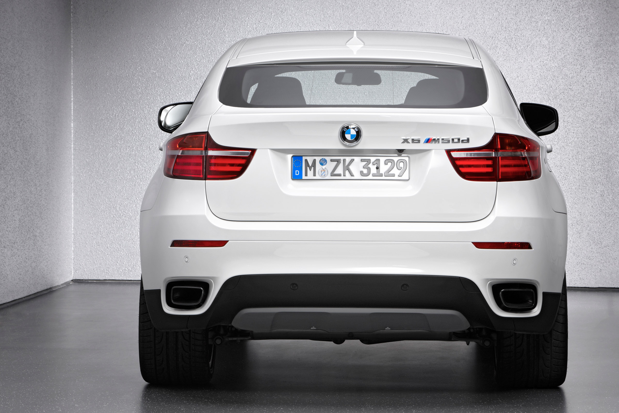 2012 Bmw X6 M50d Picture 63827