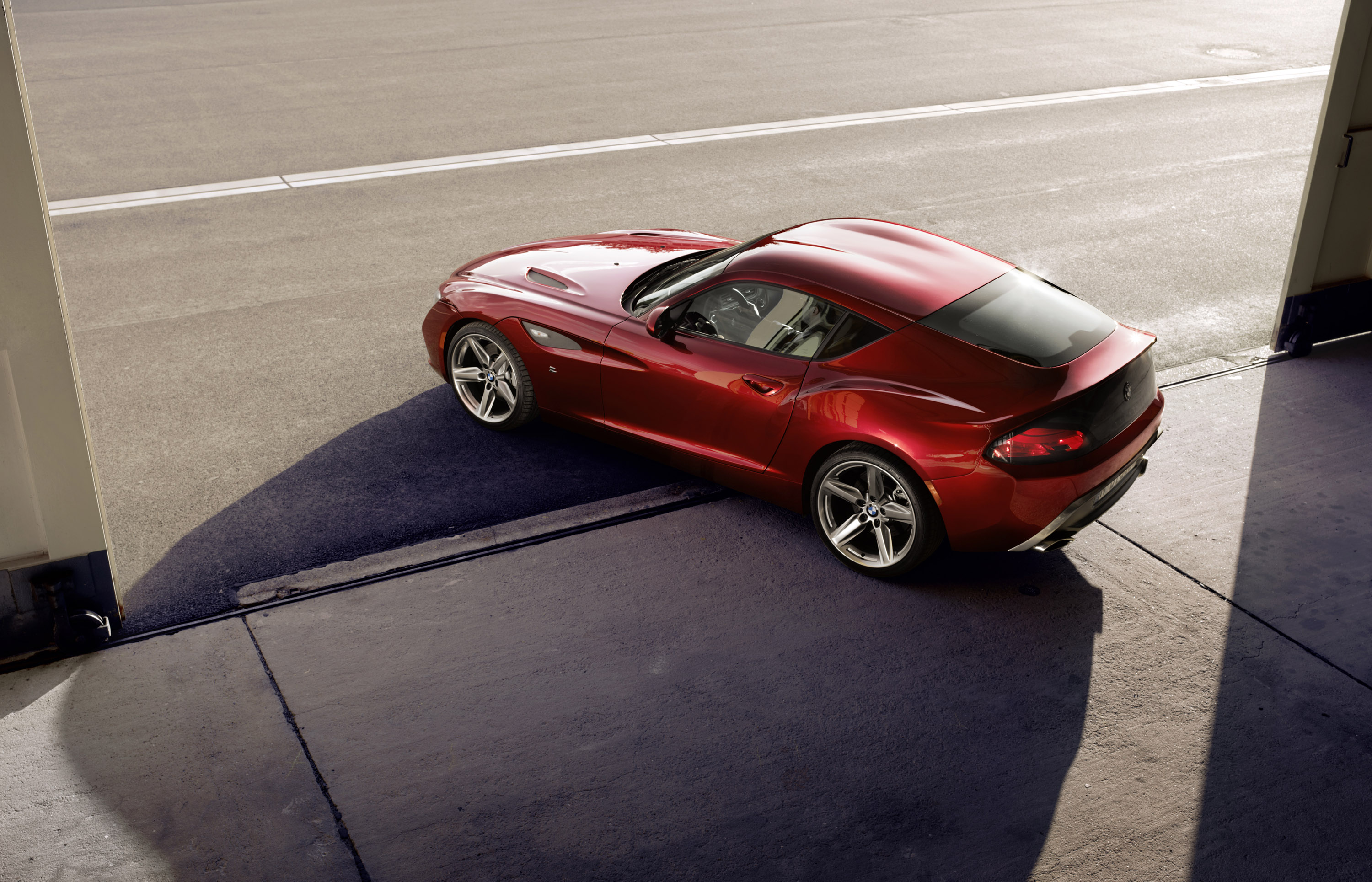 2012 BMW Zagato Coupe officially unveiled