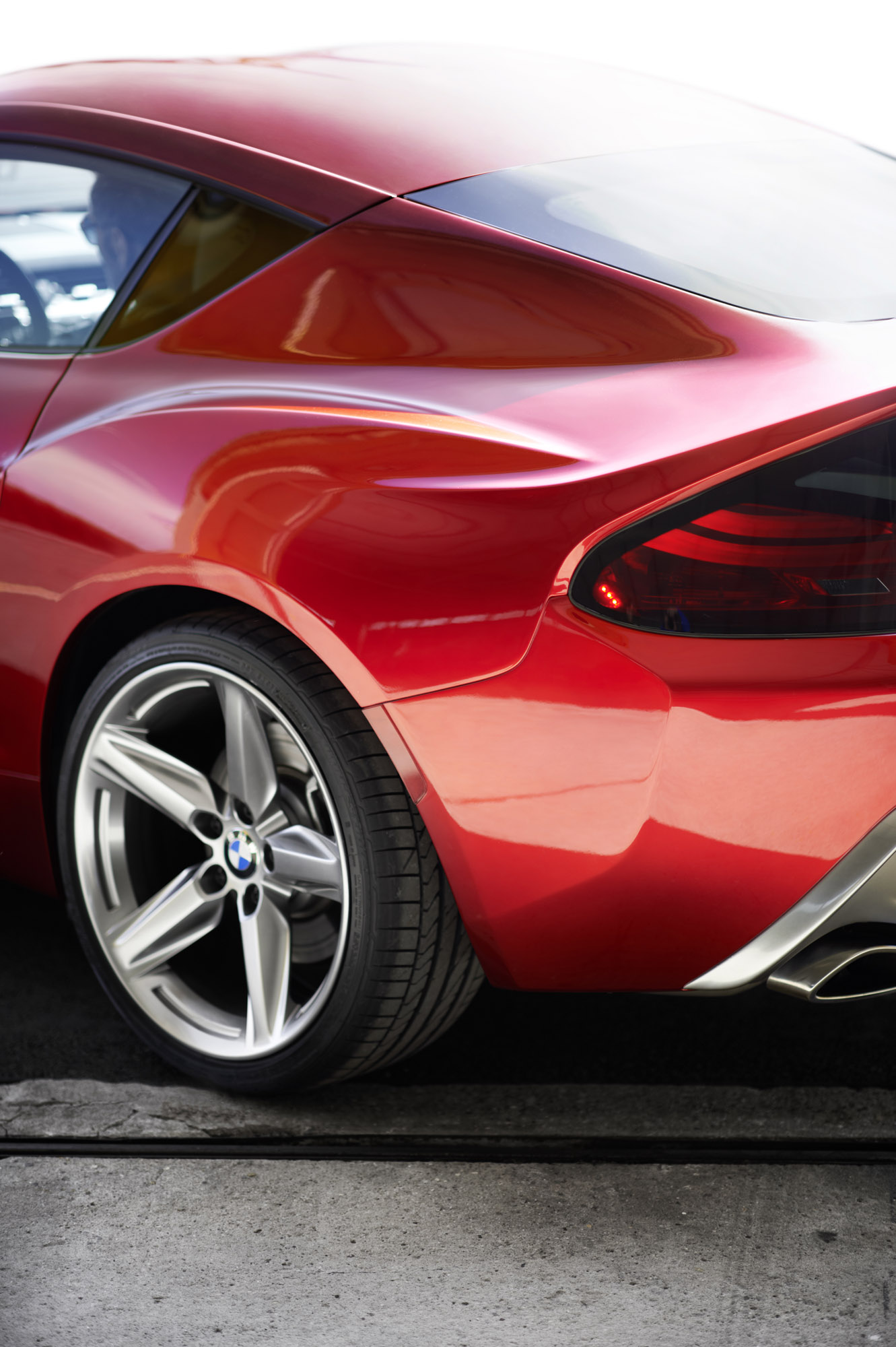 2012 BMW Zagato Coupe - Picture 69458