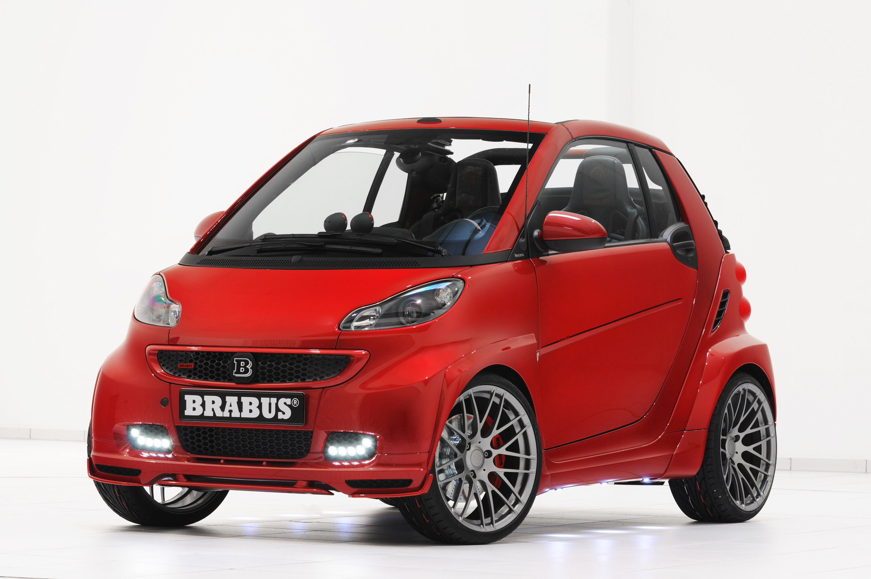 2012 brabus smart fortwo ultimate 120 cabrio. Black Bedroom Furniture Sets. Home Design Ideas
