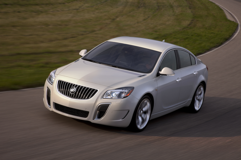 2012 Buick Regal Gs Luxury Sport Sedan At Nevada Open Road