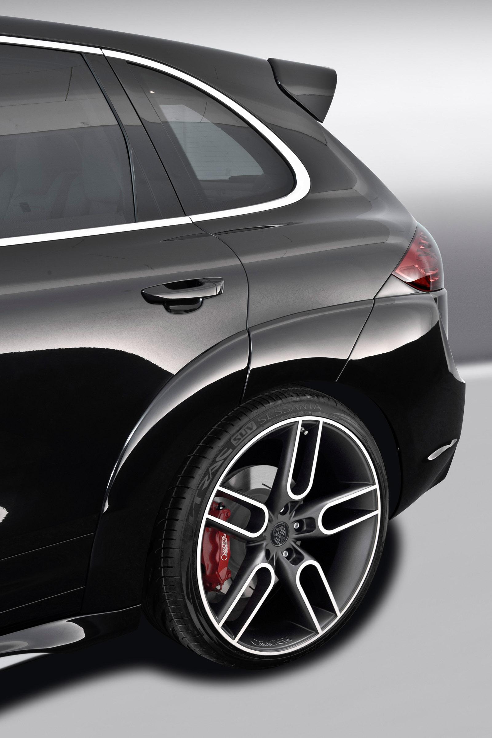 2012 Caractere Porsche Cayenne
