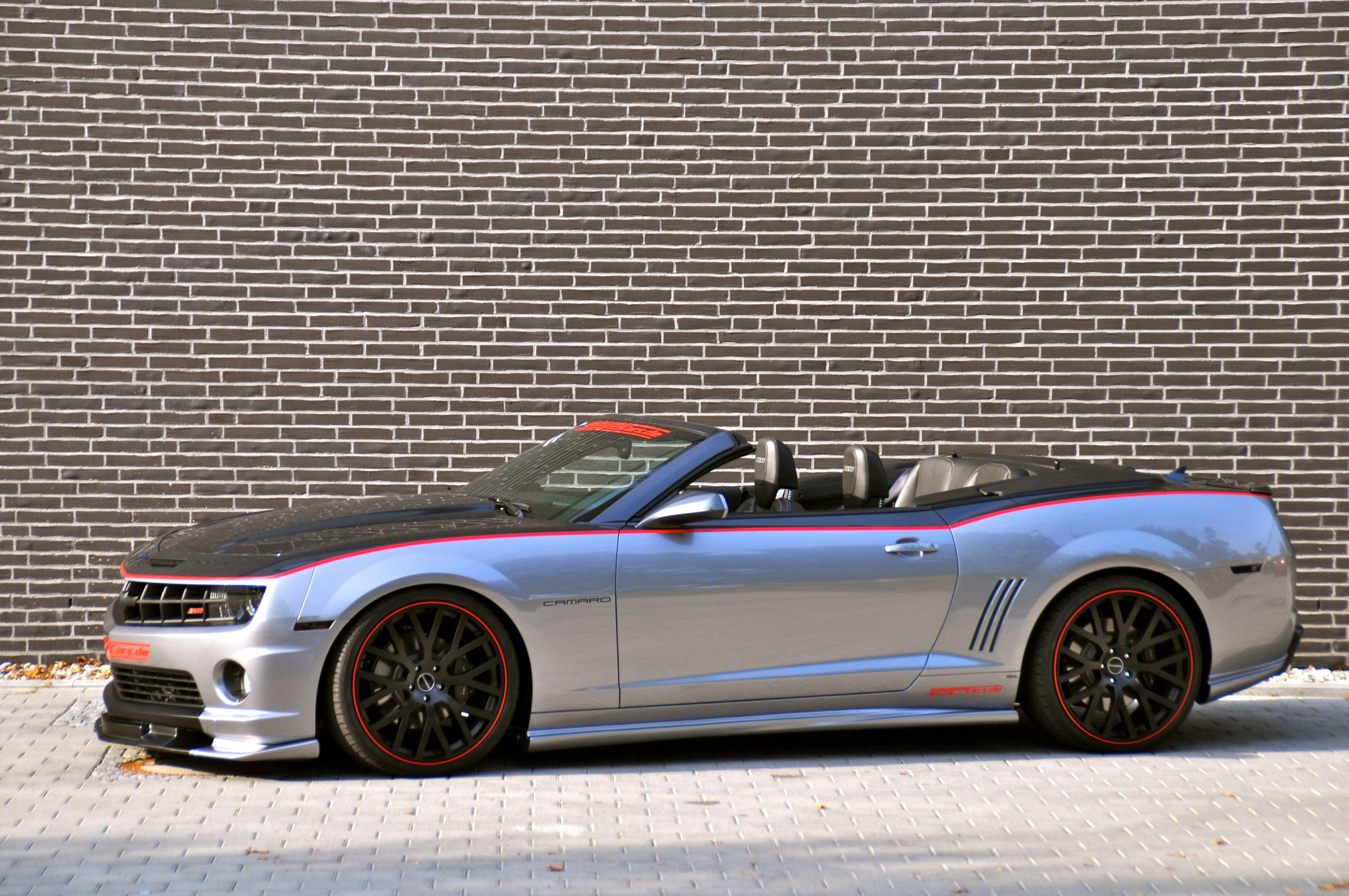 Image Result For  Chevrolet Camaro Convertible Ss