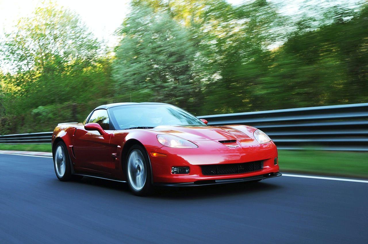 Corvette 2012 chevy corvette : 2012 Chevrolet Corvette ZR1 on the Nurburgring [video] - 7:19.63